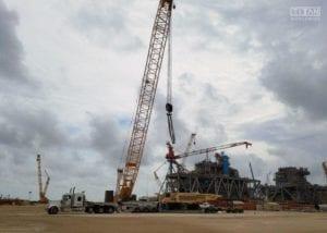 Demag 2500 Crane Transport | Heavy Haul | (888) 500-8884